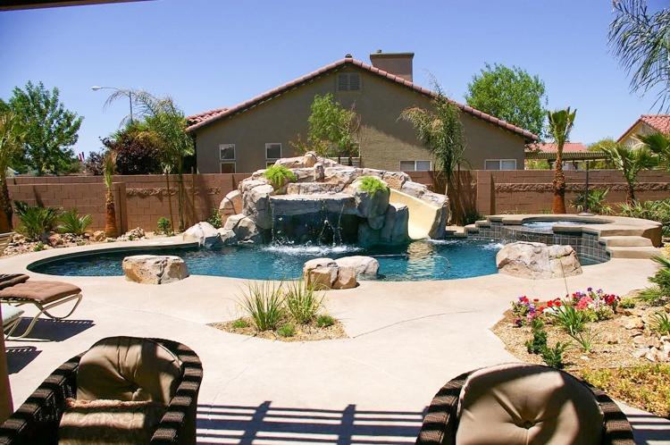 Anthem grotto swimming pool